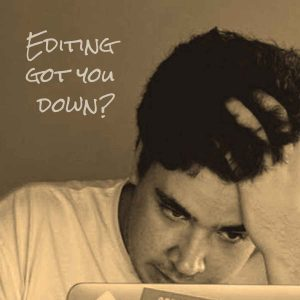 Editing got you down? I can edit that for you! Jason Norris, Podcast Editor. (Photo by Tim Gouw on Unsplash)